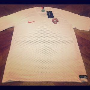 Nike Portugal World Cup Away Jersey